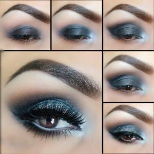 Gri-Tonlarda-Simli-Göz-Makyajı-Örneği