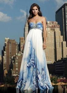 Büyük-çiçek-desenli-bayan-şifon-abiye-elbise-modeli
