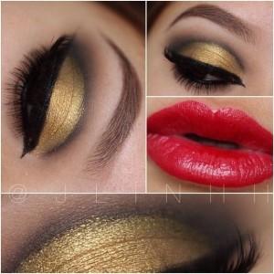 Altın-Sarısı-Göz-Makyajı-Örneği