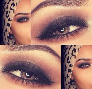 Kahverengi-Göz-Makyajı-Örneği