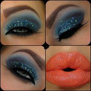 Mavi-Pullu-Göz-Makyajı-Örneği