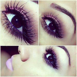Pembe-Renk-Göz-Makyajı-Örneği
