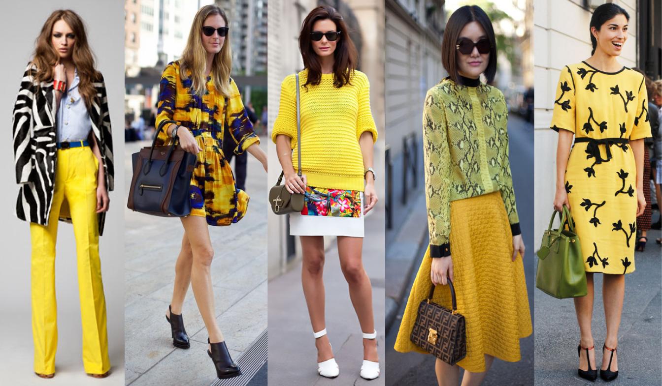2014 Yaz Modası Renkleri