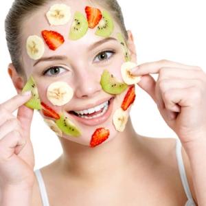 Yüz Maskesi : Meyveli