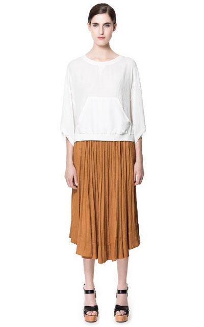 Zara 2013 İlkbahar-Yaz Koleksiyonu