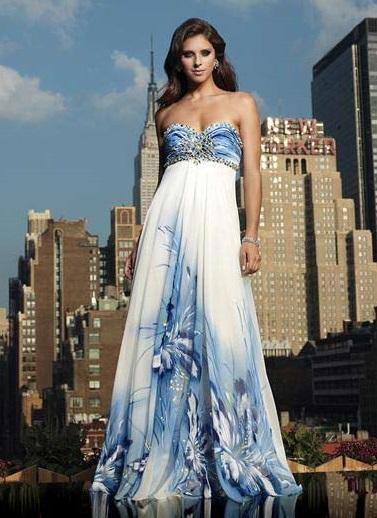 cacb41605028f Büyük-çiçek-desenli-bayan-şifon-abiye-elbise-modeli – Moda Sitesi
