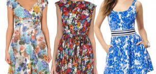 Çiçek desenli kıyafetler nasıl kombinlenir?